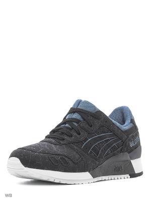 Спортивная обувь GEL-LYTE III ASICSTIGER. Цвет: черный