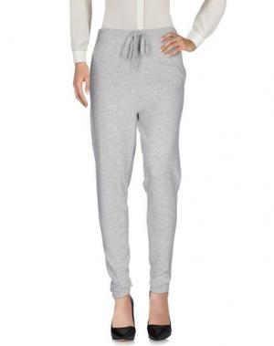 Повседневные брюки JARDIN DES ORANGERS. Цвет: серый