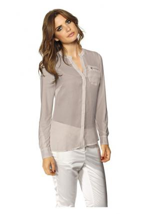 Блузка RICK CARDONA by Heine. Цвет: молочно-белый, розовый