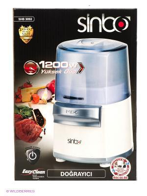 Мясорубка Sinbo SHB 3092 1200Вт. Цвет: белый