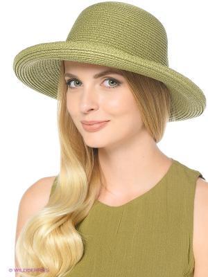 Шляпа Vittorio Richi. Цвет: зеленый