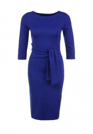 Платье City Goddess. Цвет: синий
