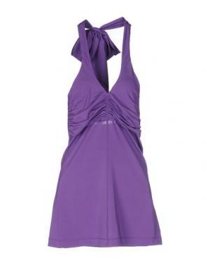 Топ без рукавов 22 MAGGIO by MARIA GRAZIA SEVERI. Цвет: фиолетовый