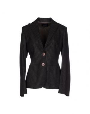 Пиджак ENTRE AMIS. Цвет: стальной серый