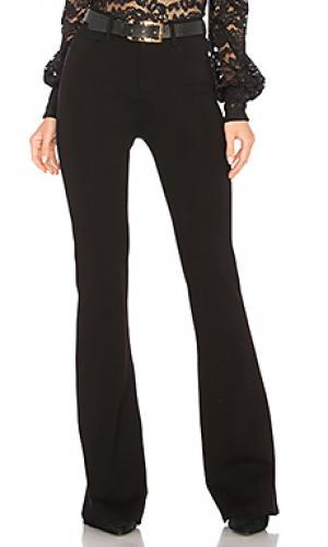 Расклешенные брюки lola LAGENCE L'AGENCE. Цвет: черный