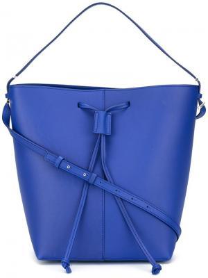 Сумка-мешок на плечо Pb 0110. Цвет: синий