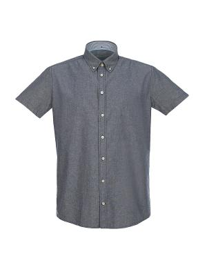 Рубашка Pre End (Дания) 35-100140. Цвет: серый