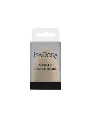 Спонж для макияжа Make-up Blender Sponge ISADORA. Цвет: темно-красный, бежевый