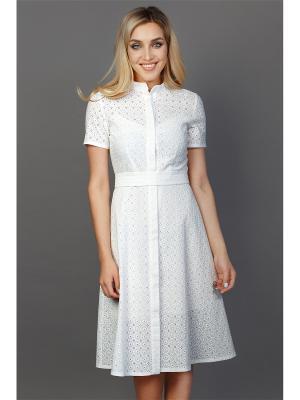 Платье из хлопка Welldress