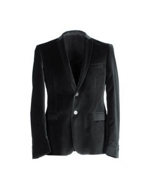Пиджак DAVID NAMAN. Цвет: темно-зеленый