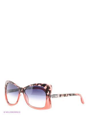 Солнцезащитные очки Vittorio Richi. Цвет: розовый