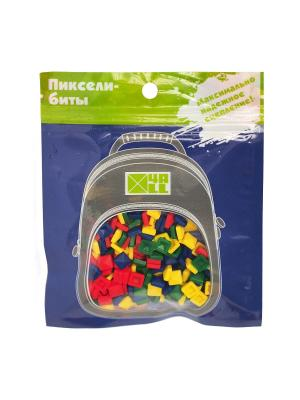 Бит для панели рюкзака KIDS, 200 шт., 4All. Цвет: красный, желтый, синий, зеленый