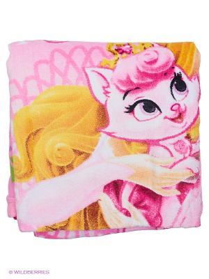 Полотенце Disney. Цвет: розовый