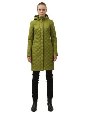 Пальто DOCTOR E. Цвет: оливковый