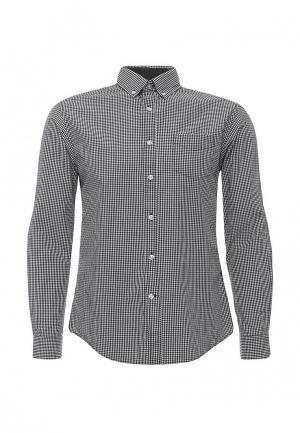 Рубашка Celio. Цвет: черно-белый