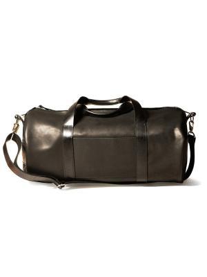 Дорожная сумка Long River. Цвет: черный