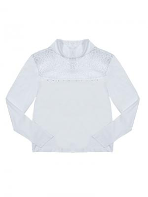 Блузка Stillini. Цвет: белый