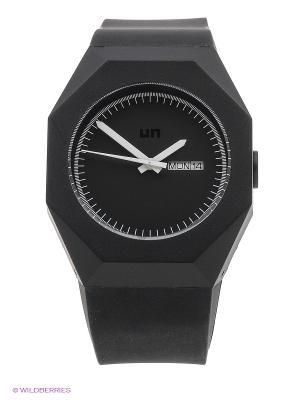 Часы UNITED NUDE. Цвет: черный, белый