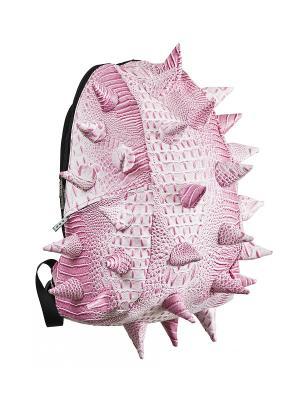 Рюкзак MadPax. Цвет: розовый