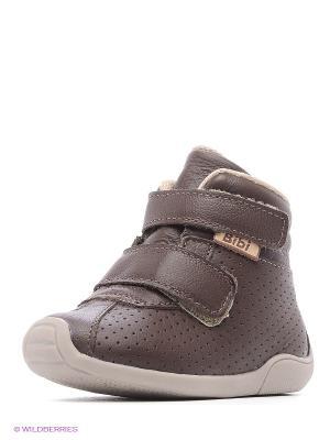 Ботинки Bibi. Цвет: светло-коричневый