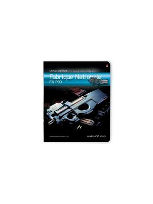 Тетрадь в клетку Современное стрелковое оружие, 48 листов, 5 шт. Альт. Цвет: синий