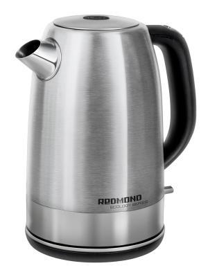 Чайник REDMOND RK-M149. Цвет: серебристый, черный
