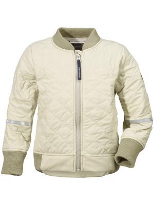 Куртка ROCKAN DIDRIKSONS. Цвет: светло-бежевый