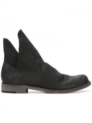 Ботинки с разрезами по бокам Ld Tuttle. Цвет: чёрный
