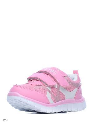 Кроссовки Mursu. Цвет: розовый, белый