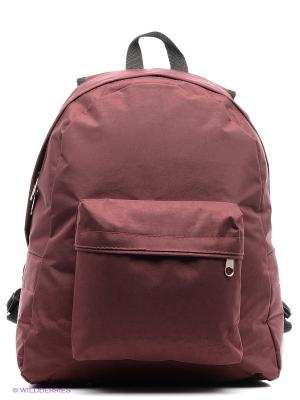 Рюкзак UNION. Цвет: бордовый