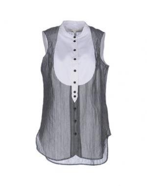 Pубашка TWENTY8TWELVE. Цвет: стальной серый
