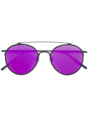 Солнцезащитные очки If On Gentle Monster. Цвет: чёрный