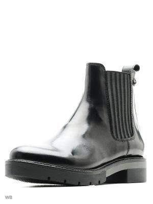Ботинки Tommy Hilfiger. Цвет: черный