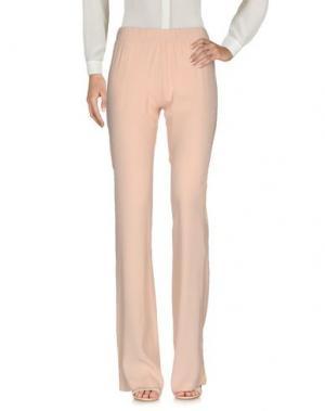 Повседневные брюки MONICA •LENDINEZ. Цвет: телесный