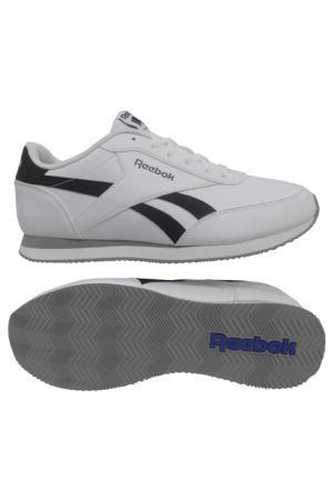 Кроссовки Reebok. Цвет: white, black, flat grey, серый