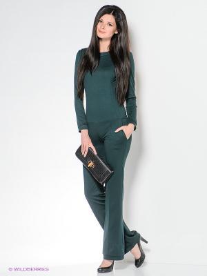 Комбинезон Enna Levoni. Цвет: зеленый