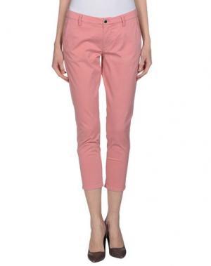Повседневные брюки AT.P.CO. Цвет: розовый