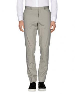 Повседневные брюки J. LINDEBERG. Цвет: светло-серый