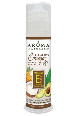 Крем с витамином Е AROMA NATURALS. Цвет: none
