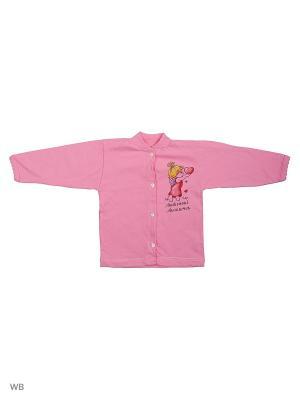 Кофточка Babycollection. Цвет: розовый