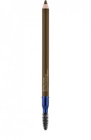Карандаш для коррекции бровей, оттенок Dark Brunette Estée Lauder. Цвет: бесцветный