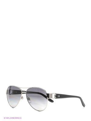 Солнцезащитные очки RALPH LAUREN. Цвет: серебристый