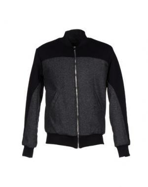 Куртка NUMERO 00. Цвет: стальной серый