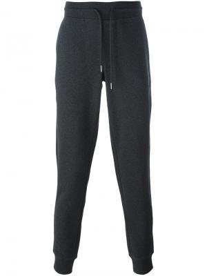 Спортивные брюки Moncler. Цвет: серый