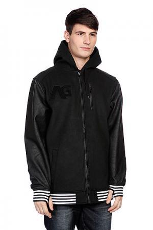 Куртка зимняя  Conference Flzp True Black Analog. Цвет: черный
