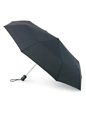 Зонт Автомат Fulton. Цвет: черный