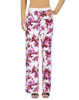 Повседневные брюки SAMSØE Φ. Цвет: белый