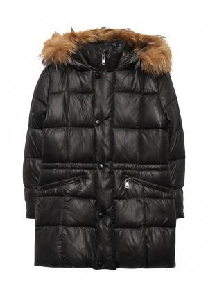 Куртка утепленная Vitacci. Цвет: черный