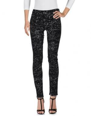 Джинсовые брюки PROENZA SCHOULER. Цвет: черный