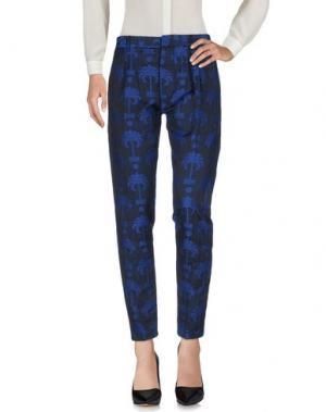 Повседневные брюки SOHO DE LUXE. Цвет: синий